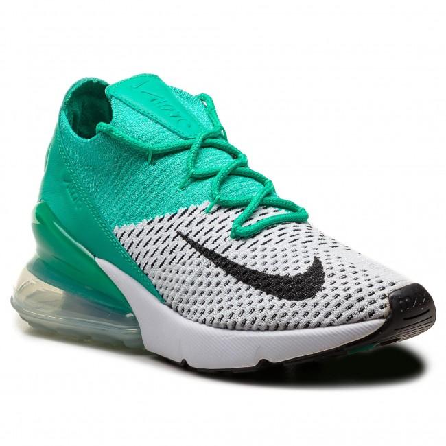 Nike Flyknit Cipő 270 Ah6803 Emeraldblack Max Air Clear 300 OuwlPXTkZi