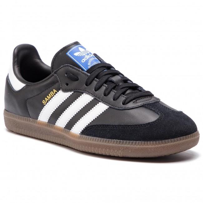 9ef02bb3595e Cipő adidas - Samba Og B75807 Cblack/Ftwwht/Gum5 - Sneakers ...