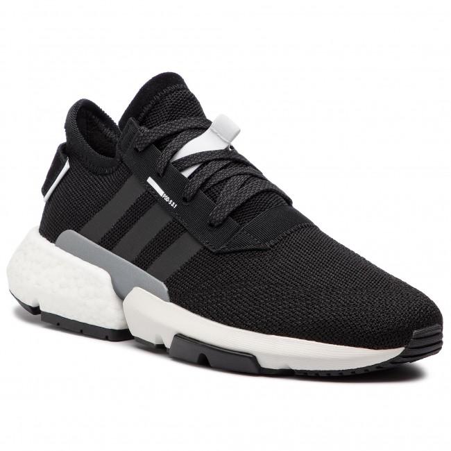 e4b204116b1f Cipő adidas - POD-S3.1 BD7737 Cblack/Cblack/Refsil - Sneakers ...