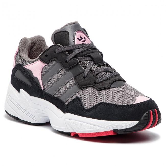 7e8bb4037f Cipő adidas - Yung-96 J F35274 Grefou/Grefiv/Ltpink - Sneakers ...