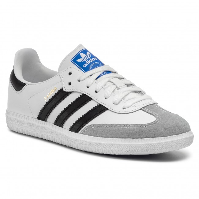 ac94287d5a Cipő adidas - Samba Og J BB6976 Ftwwht/Cblack/Cgrani - Sneakers ...