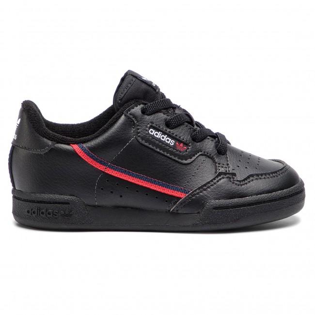 ae785a915e Cipő adidas - Continental 80 I G28217 Cblack/Scarle/Conavy ...