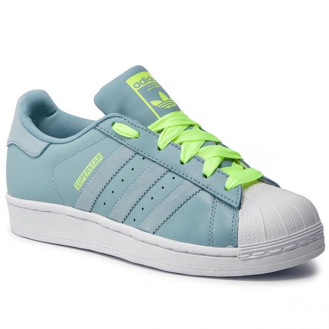 Cipő adidas - Superstar J F34162 Ashgre Ashgre Hireye - Sneakers ... 708852c7e0