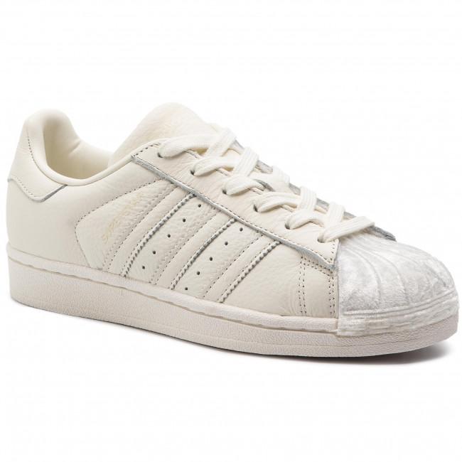 Cipő adidas - Superstar W CG6010 Owhite Owhite Owhite - Sneakers ... 450f57cf96