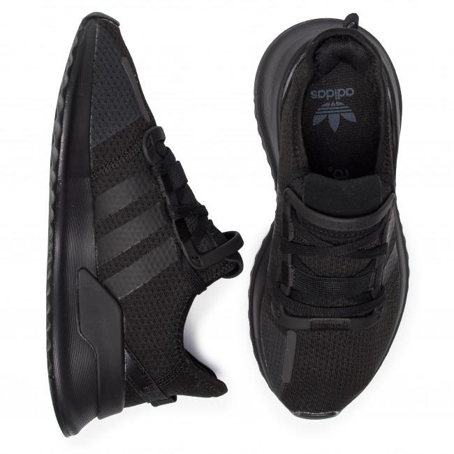 Cipő adidas U Path Run J G28107 CblackCblackFtwwht