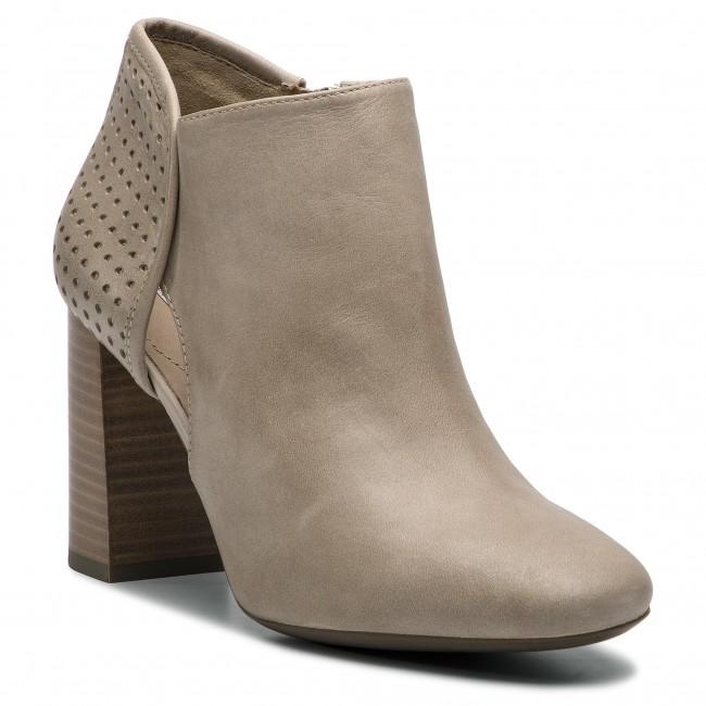 Magasított cipő GEOX - D Audalies H.B D723XB 0LC09 CH62L Lt Taupe Lt ... 9c5b37e815