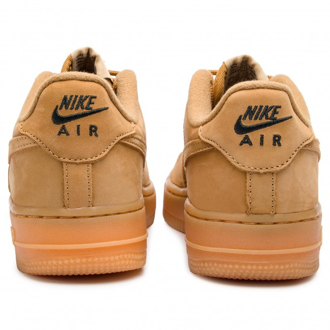 Cipő NIKE Air Force 1 Winter Prm Gs 943312 200 FlaxFlax