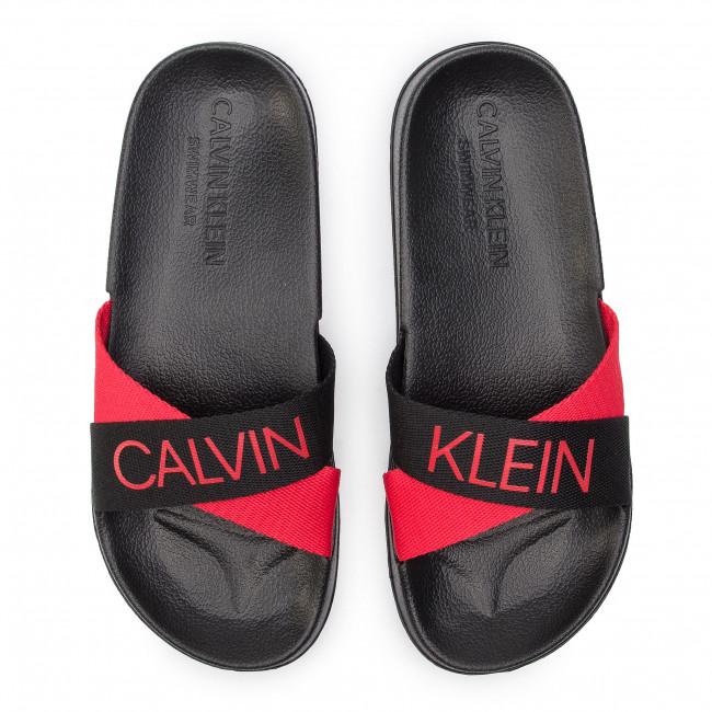 Papucs CALVIN KLEIN Slide KW0KW00722 061