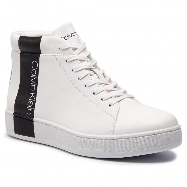 a1aea2ca8e Sportcipő CALVIN KLEIN - Nilo F1214 White/Black - Sneakers - Félcipő ...