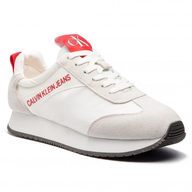 657a3a681b Sportcipő CALVIN KLEIN JEANS - Jerrold S0581 Bright White - Sneakers ...