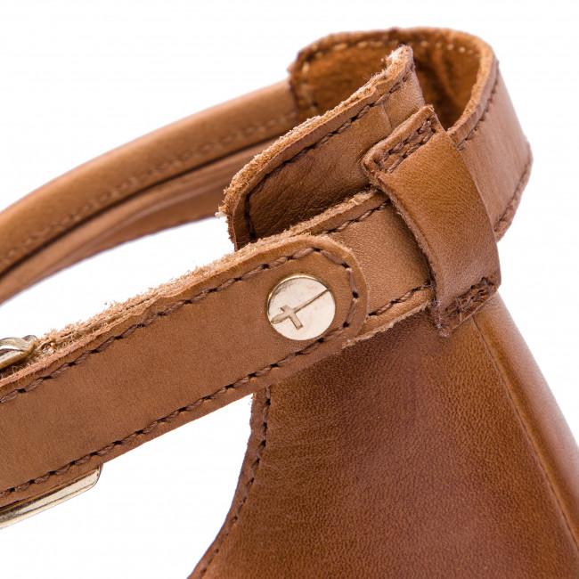 Tamaris Szandál TAMARIS 1 28030 32 Cognac Leather 348