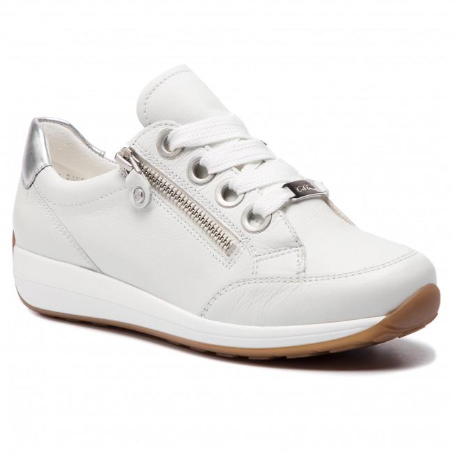 Sportcipő ARA - 12-34587-07 Weiss Silber - Sneakers - Félcipő - Női ... 6a31cc994e