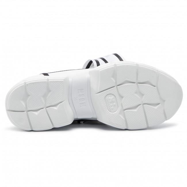 Sportcipő MSGM Bow Running 2641MDS419 205 1 Fehér