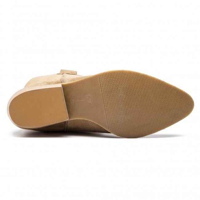 Magasított cipő L37 - On The Rocks SW15 Brown - Bokacsizmák - Csizmák és egyebek - Női ZbIj3