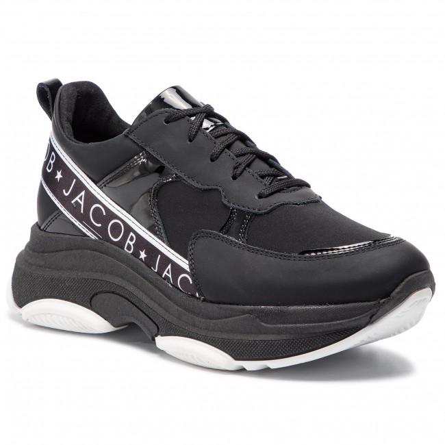 Sportcipő NESSI - JC027 Fekete - Sneakers - Félcipő - Női - www.ecipo.hu 6c7cf012e9