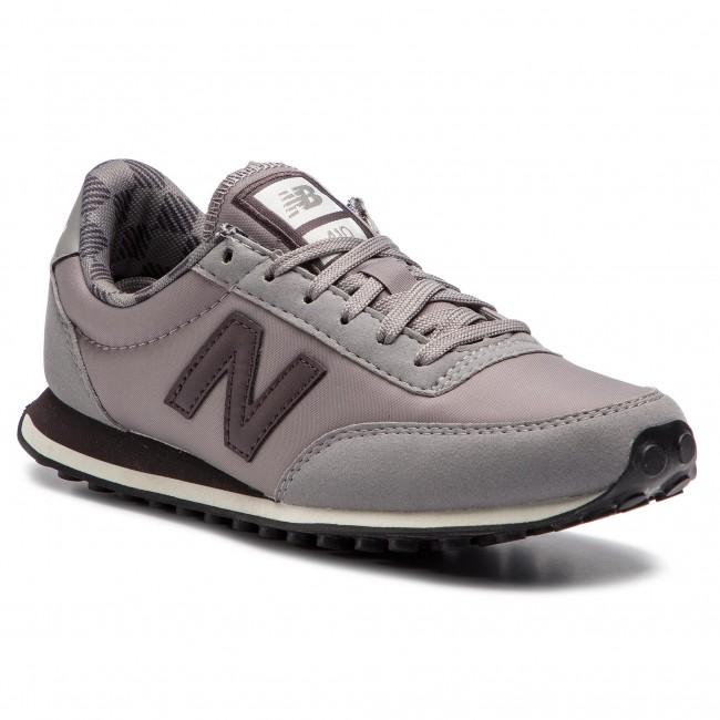 Sportcipő NEW BALANCE - WL410MSW Szürke - Sneakers - Félcipő - Női ... fbd24b171b