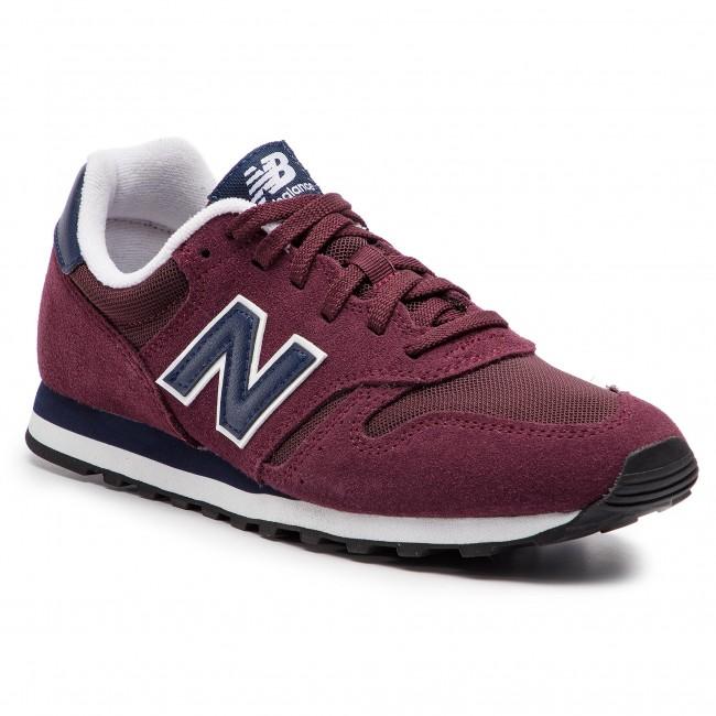 Sportcipő NEW BALANCE - ML373PBG Bordó - Sneakers - Félcipő - Férfi ... b29356d449