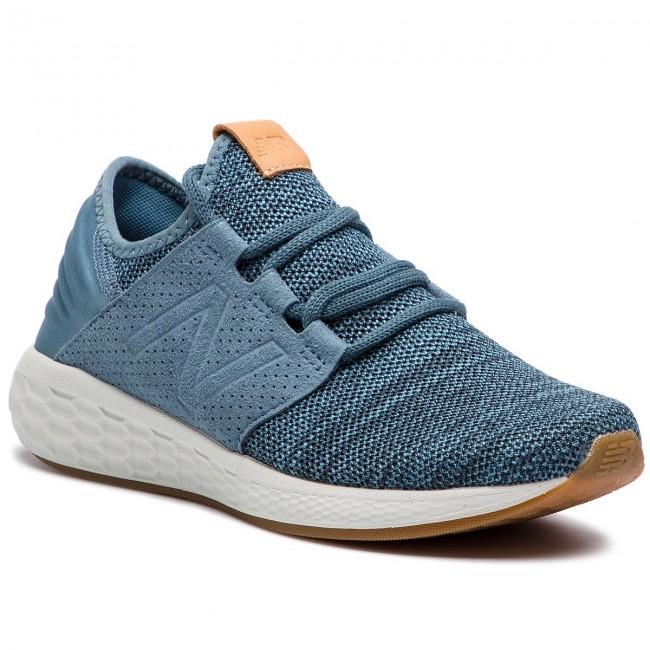 4a90417f4f Cipő NEW BALANCE - MCRUZKN2 Kék - Edzőcipők - Futócipők - Sport ...