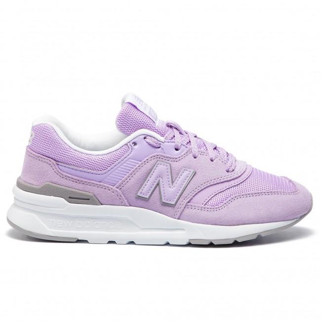 Sportcipő NEW BALANCE - CW997HCC Lila - Sneakers - Félcipő - Női ... 9d79e19f91
