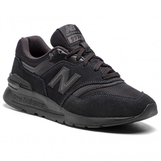 Sportcipő NEW BALANCE - CM997HCI Fekete - Sneakers - Félcipő - Férfi ... 0b74f73e34