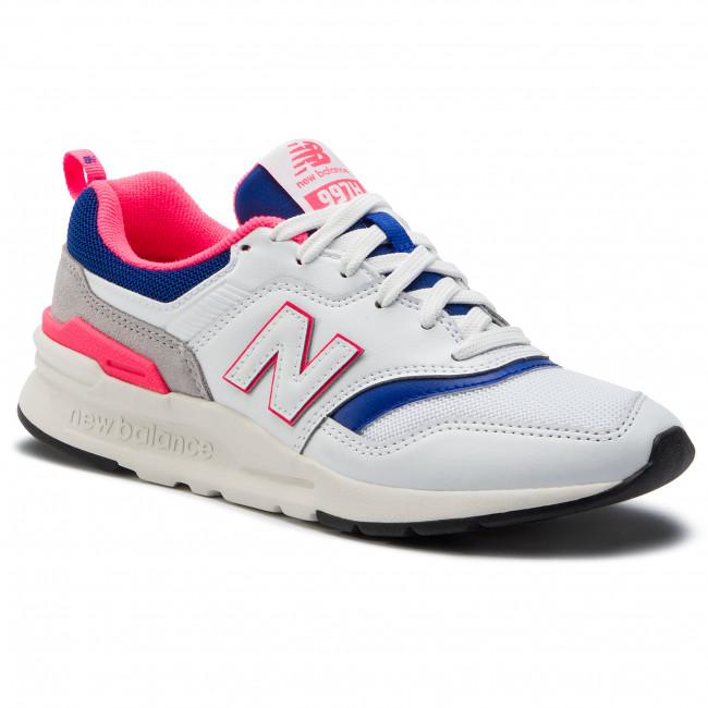 58aab2a860 Sportcipő NEW BALANCE - CM997HAJ Fehér - Sneakers - Félcipő - Női ...