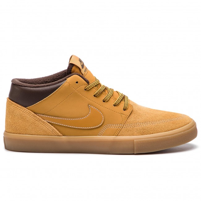 best sneakers 61005 c150b Cipő NIKE - Sb Portmore II Slr M Bota AJ6978 779 Bronze Bronze Gum