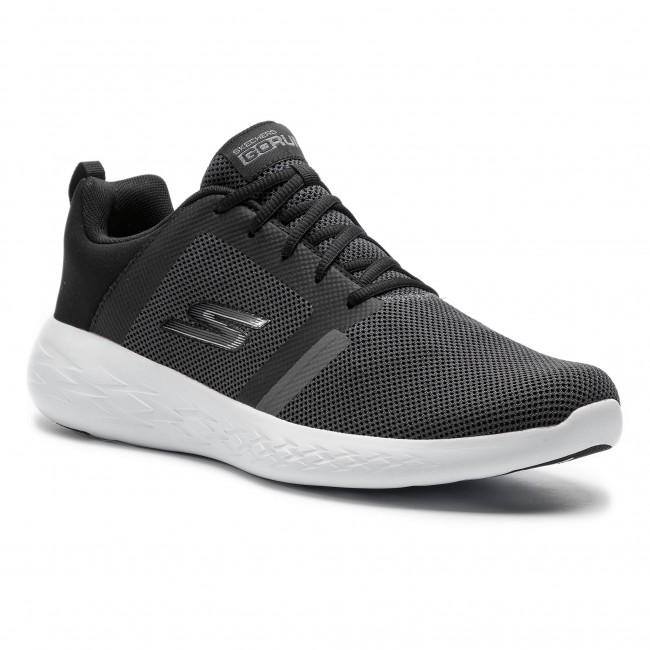 Cipő SKECHERS - Revel 55069 BKW Blck White - Edzőcipők - Futócipők ... 239091edbd