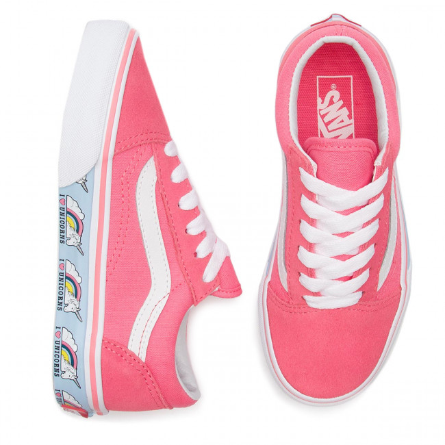 Teniszcipő VANS Old Skool VN0A38HBVE01 Strawberry Pink