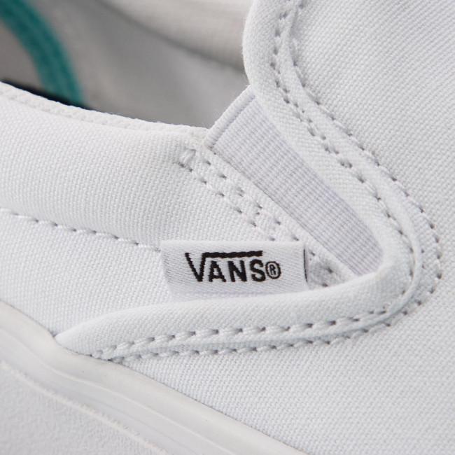 Teniszcipő VANS Comfycush Slip On VN0A3WMDVNG1 True WhiteTrue