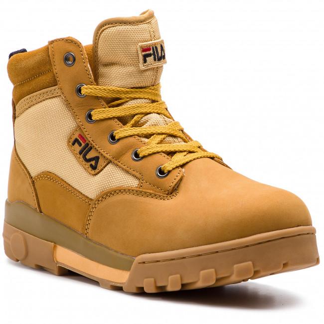 Magasított cipő FILA - Grunge Mid Wmn 1010160.EDU Chipmunk ... fdf97f6f78
