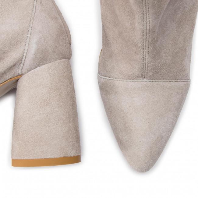 Magasított cipő SIMPLE - Harumi DBH886-AY7-0020-8500-X 90 - Bokacsizmák - Csizmák és egyebek - Női S0afc