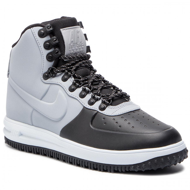 5b448a2a05 Cipő NIKE - Lunar Force 1 Duckboot '18 BQ7930 Black/Wolf Grey/Pure ...