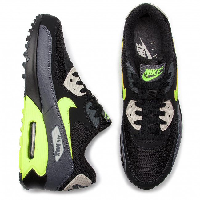 Cipő NIKE Air Max 90 Essential AJ1285 015 Dark GreyVoltBlack