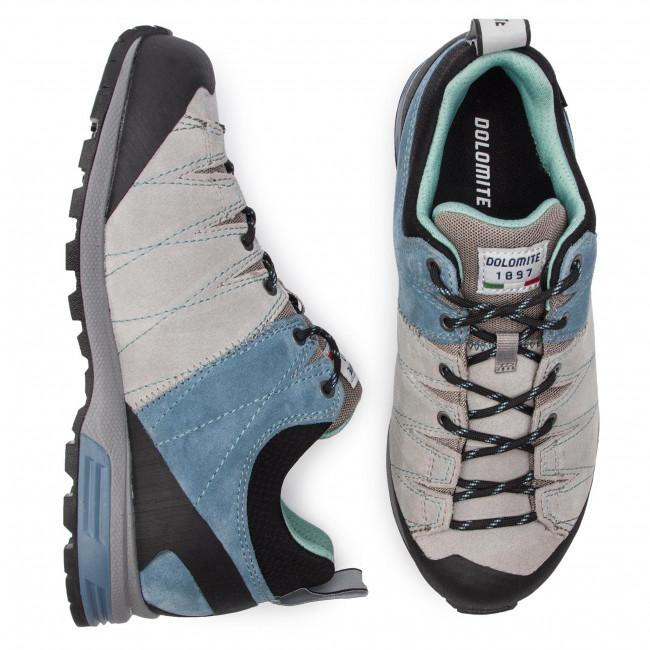 Bakancs DOLOMITE - Diagonal Pro Gtx GORE-TEX  269532-1163 Warm Grey/Stone Blue - Túracipő - Félcipő - Női