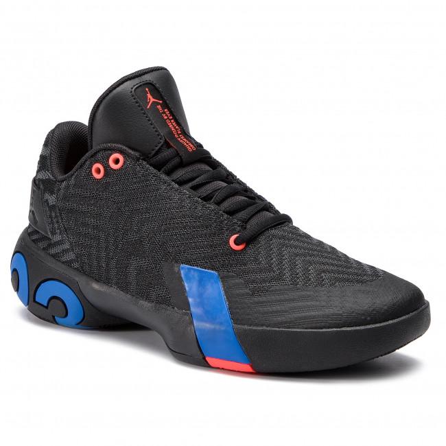 Cipő NIKE - Jordan Ultyra Fly 3 Low AO6224 004 Black Black Pacific Blue 81f17fdb70