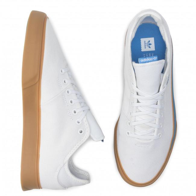 Cipő adidas Sablo EE6095 FtwwhtReabluGum4