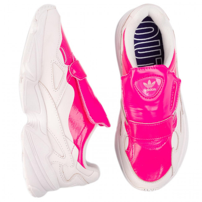 Cipő adidas - Falcon Rx W EE5018  Shopnk/Shopnk/Orctin - Sneakers - Félcipő - Női hRVRr