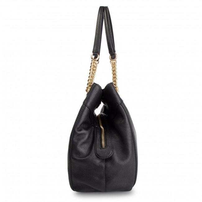013cc73e2c67 Táska COACH - Turnlock Edie Shoulder Bag 36855 LIBLK Black/Light Gold