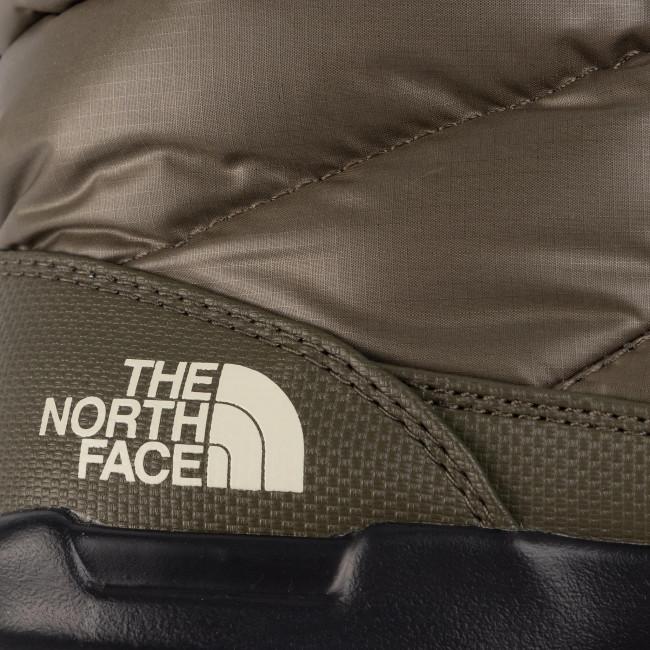 Hótaposó THE NORTH FACE - Thermoball Lace II NF0A2T5LRH6 New Taupe Green/Vintage White - Hótaposó - Csizmák és egyebek - Női u3pys