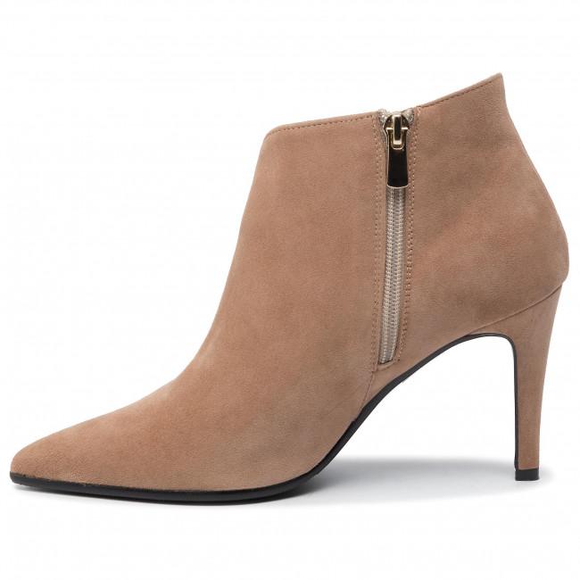 Magasított cipő BALDOWSKI D02694 2835 001 Zamsz Camel