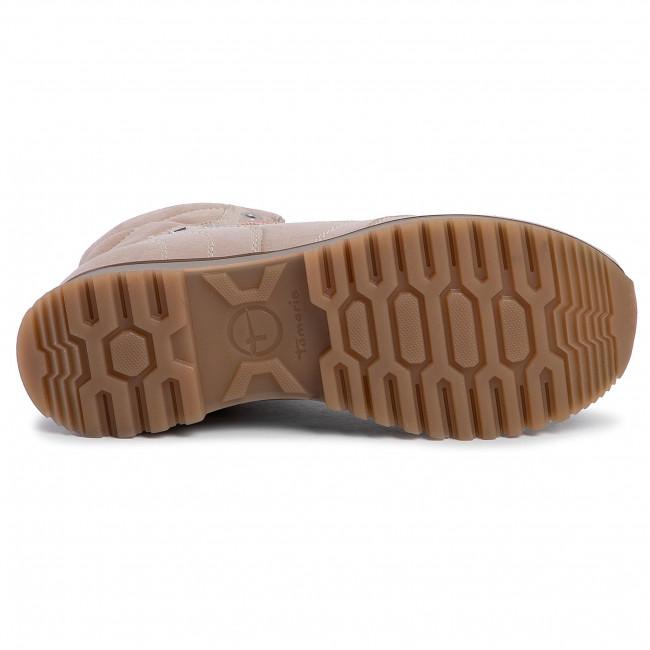Magasított cipő TAMARIS - 1-25256-33 Taupe 341 - Bokacsizmák - Csizmák és egyebek - Női RSHti