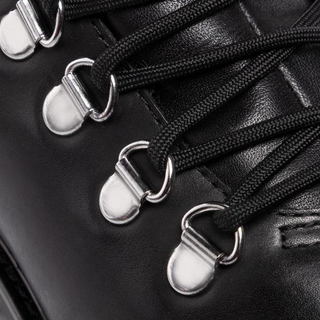 Magasított cipő VAGABOND - Kenova 4457-001-20 Black - Bokacsizmák - Csizmák és egyebek - Női S460S