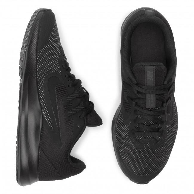 Cipő NIKE Downshifter 9 (Gs) AR4135 001 BlackBlackAnthracite