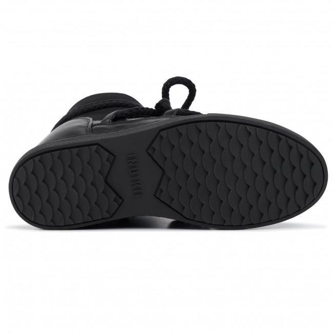 Cipő INUIKII - Sneaker Classic 70203-5-W Black Wedge - Hótaposó - Csizmák és egyebek - Női guvxF