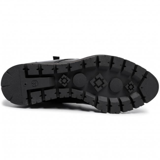 Magasított cipő SERGIO BARDI - SB-04-08-000416 301 - Bokacsizmák - Csizmák és egyebek - Női w64OV