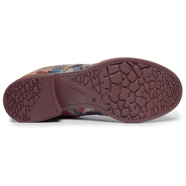 Magasított cipő JOSEF SEIBEL Sanja 01 76501 VL855 900 Print MateKombi