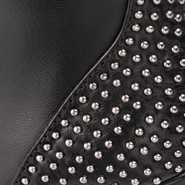 Magasított cipő BRUNO PREMI - Nappa BY3504X  Nero - Bokacsizmák - Csizmák és egyebek - Női 49GNk