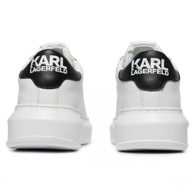 Sportcipő KARL LAGERFELD KL62530 White Lthr WPink