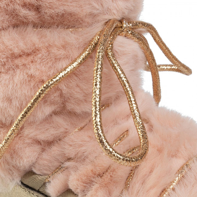 Magasított cipő COLORS OF CALIFORNIA - HC.YSNOW05 Pink - Bokacsizmák - Csizmák és egyebek - Női t6pBN