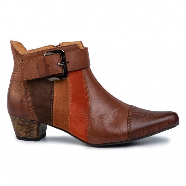 Magasított cipő MACIEJKA - 03138-29/00-5  Rudy - Bokacsizmák - Csizmák és egyebek - Női dt6DS